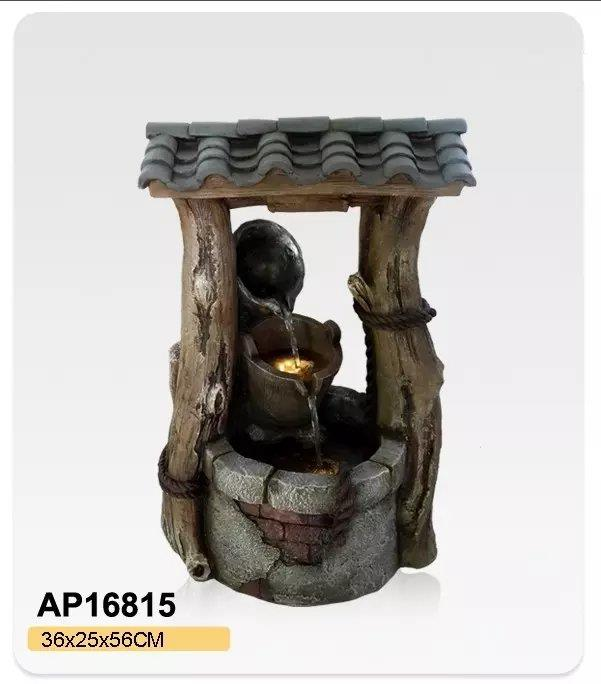 WATER FOUNTAIN - 16815 FENG SHUI WATER FEATURE HOME DECO GIFT
