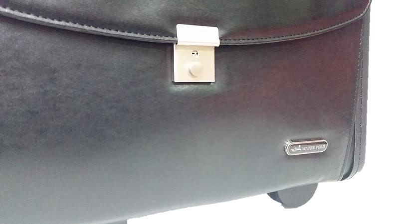 Water Polo Trolley Pilot Case Document Bag Lawyer Case Bag WP9727 7b815abdb8