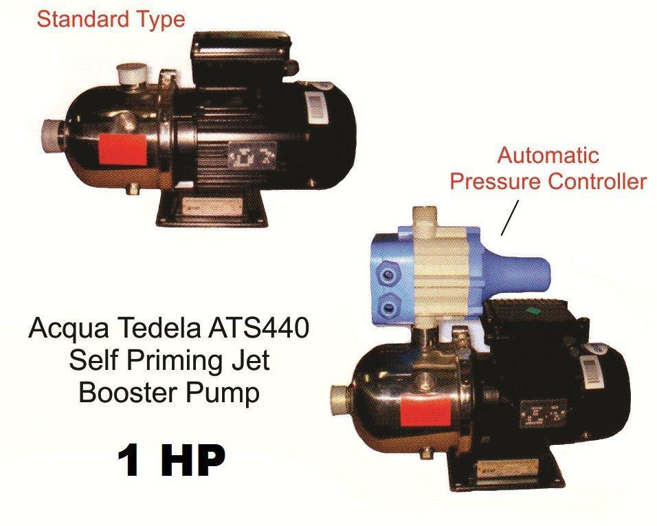 water pump home acqua tedela 1