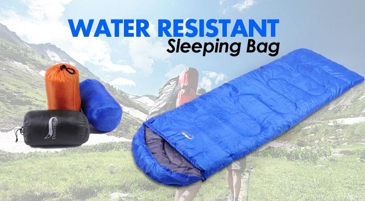 Water-resistant Sleeping Bag (end 4/2/2019 10:15 AM)