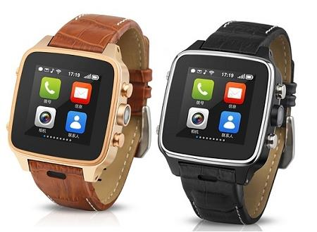 Waterproof 3G Android Watch Phone With GPS (WP-LX35).