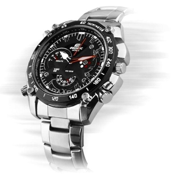 Waterproof 8GB Watch Camera With MP3 (WCH-14C8GB).