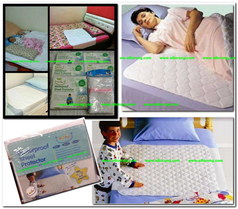 waterproof bed sheet protector toil (end 5/20/2015 10:15 pm)