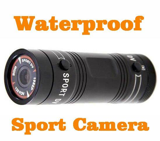 Waterproof HD Sport Action Camera (WSP-06C).