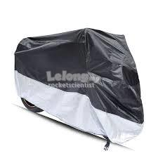 Waterproof Motorcycle Bike Protector Dust Cover XL/XXL/XXXL