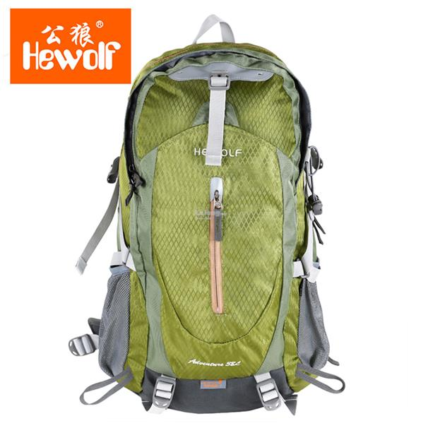 Waterproof Outdoor Backpack Camping Hiking Large Capacity 38L Bag