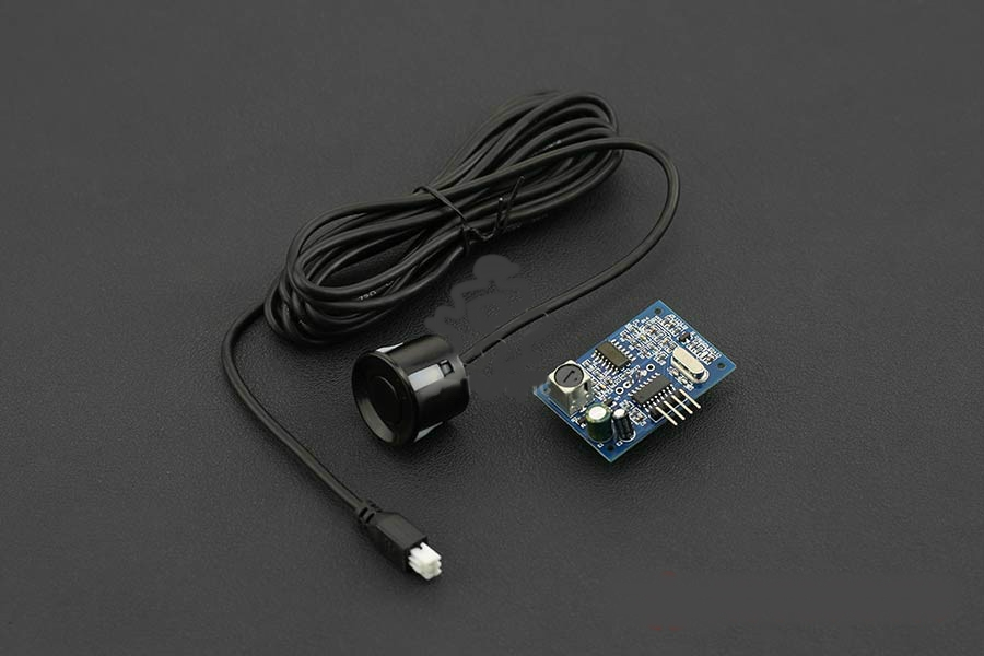 Waterproof Ultrasonic Sensor with Separate Probe