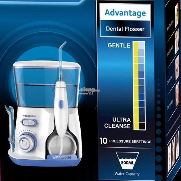 Waterpulse V300g Dental Water Floss End 6 10 2020 10 47 Pm