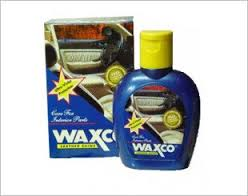 WAXCO CLEANER LEATHER SHINE 125ML