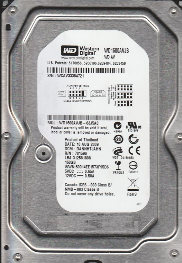 WD.160Gb hard disk for PC.whatsAp.01131204496