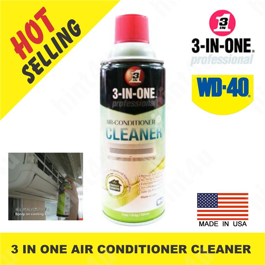 Air Conditioner Air Cleaner : Wd in one air conditioner clean end am
