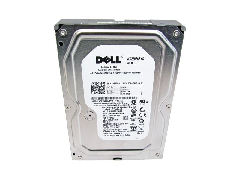 WD Black RE3 WD2502ABYS 250GB 35 Sata HDD Desktop PC Hard Disk Drive