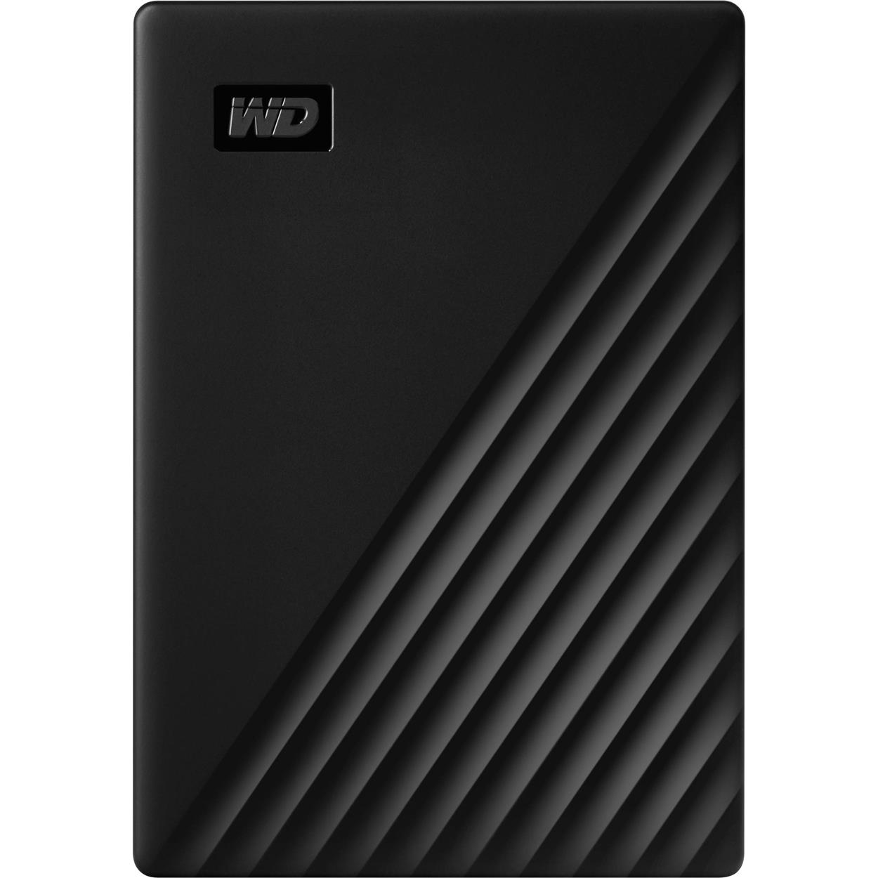 WD My Passport 2.5 External Hard Drive USB 3.0 1TB