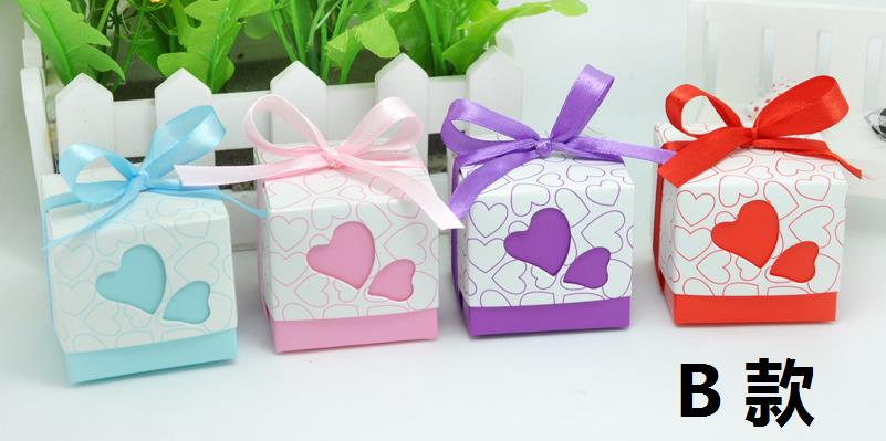 Wedding Door Gift Online Malaysia: WD001 Pre-order Wedding Double Love (end 3/21/2017 3:15 PM