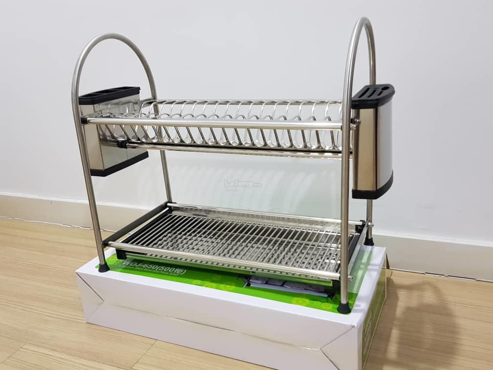 Wdj 650 High Quality Kitchenware Dish Rack