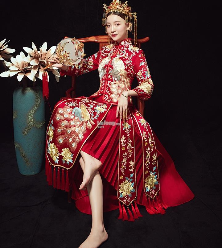 Wedding 2019ST - Ms Hua Rong Cheongsam for women