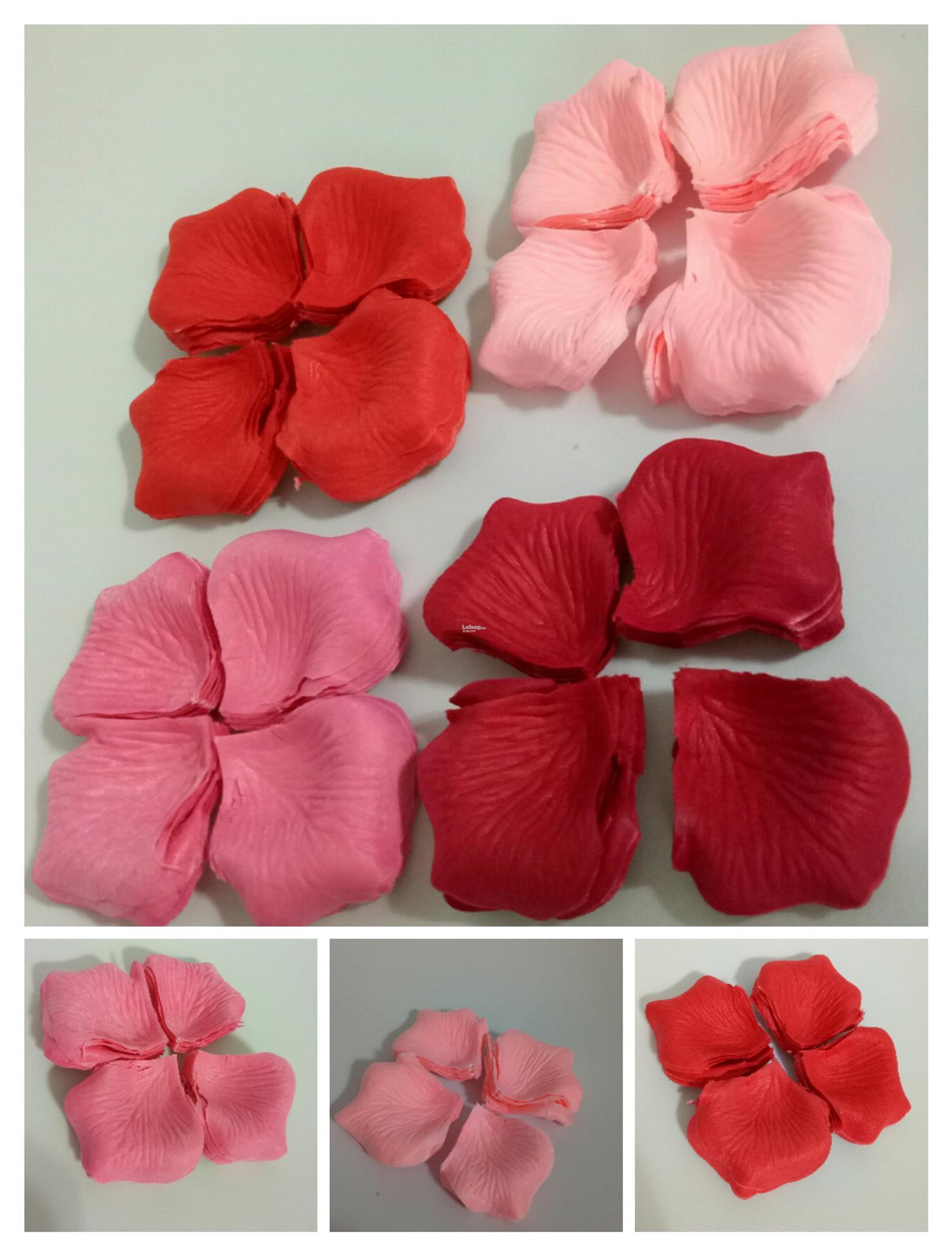 Wedding Valentine Birthday Party Decoration   Flower Rose Petals
