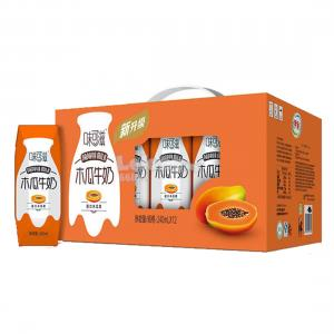 WEI KE ZI PAPAYA MILK/BOX(12BTL)