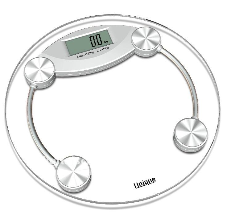 Weight Glass Digital Weighing Scale Tempered Kg Bathroom