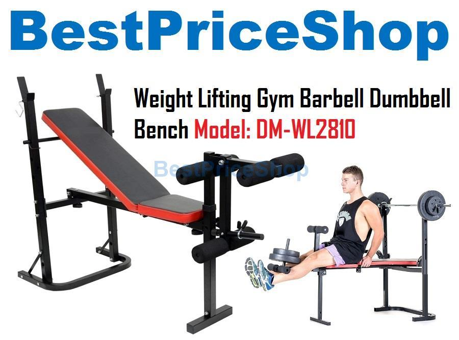Stupendous Weight Lifting Gym Barbell Squat Rack Dumbbell Bench Press Dm Wl2810 Bralicious Painted Fabric Chair Ideas Braliciousco