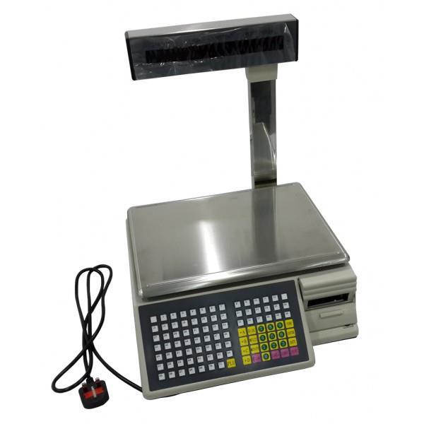 Weight Machine with Barcode Label Printer