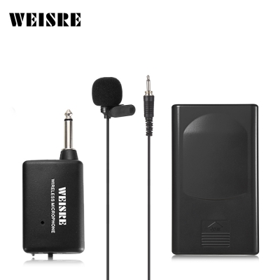 WEISRE DM - 3308A Collar Microphone Wireless Transmitter