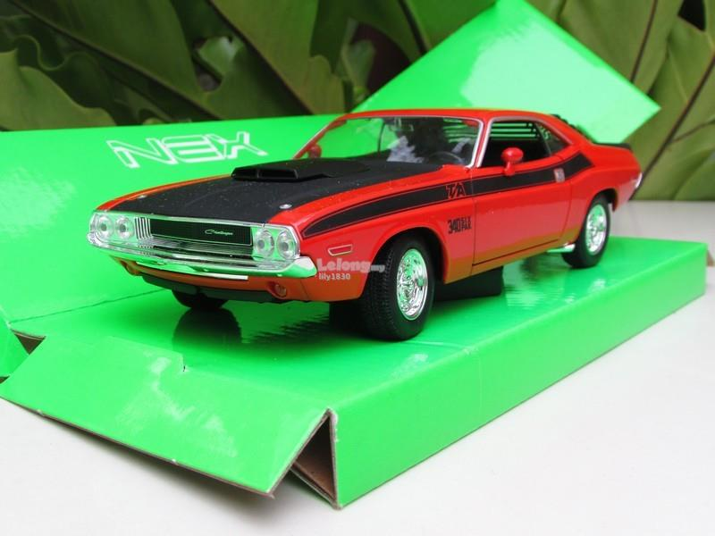 Welly 124 Diecast Car 1970 Dodge C End 11142018 400 Pm