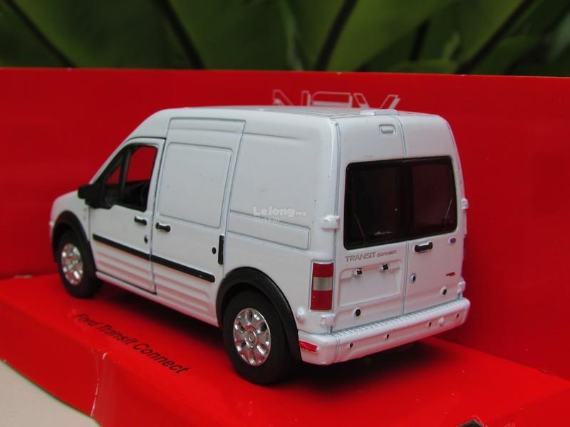 Welly 1/34-1/39 Diecast Model Ford Transit Connect