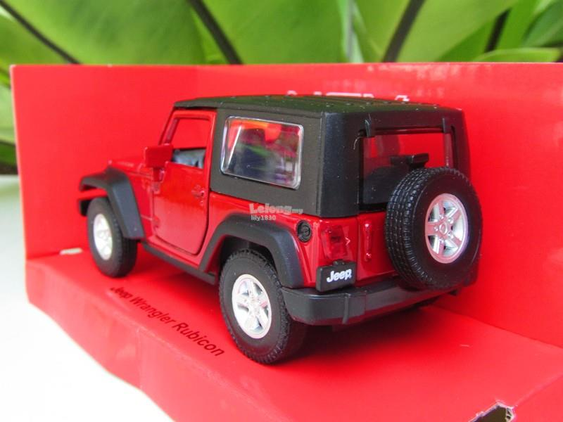 5355e5d4d89 Welly 1/34-1/39 Diecast Model Jeep Wr (end 7/2/2019 4:19 PM)