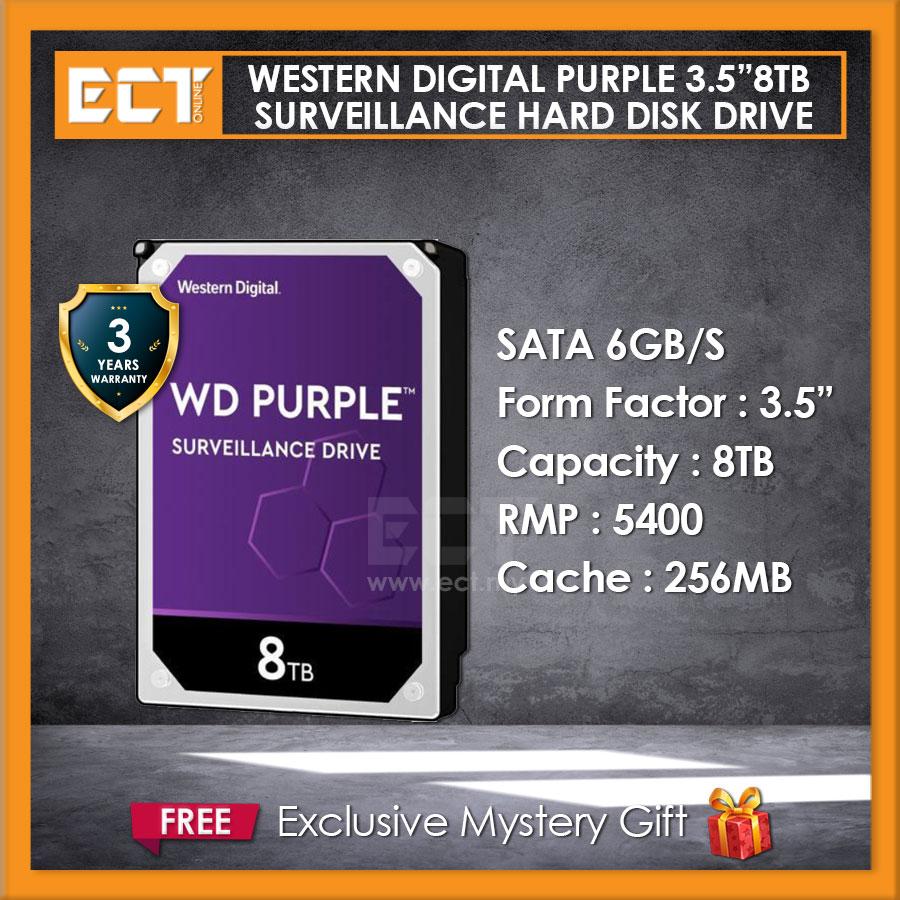 Western Digital Purple 3 5