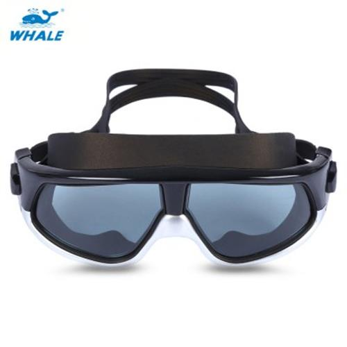 2c561c835065 WHALE UNISEX SWIMMING GOGGLES ANTI-FOG UV PROTECTION SWIM EYEWEAR GLASSES  (SIL. ‹ ›