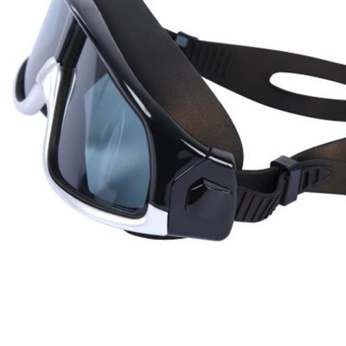 a3b880eb85ca WHALE UNISEX SWIMMING GOGGLES ANTI-FOG UV PROTECTION SWIM EYEWEAR GLASSES  (SIL