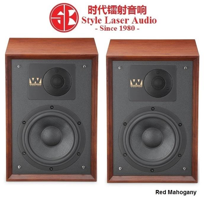 Wharfedale Denton 85th Anniversary Bookshelf Speakers