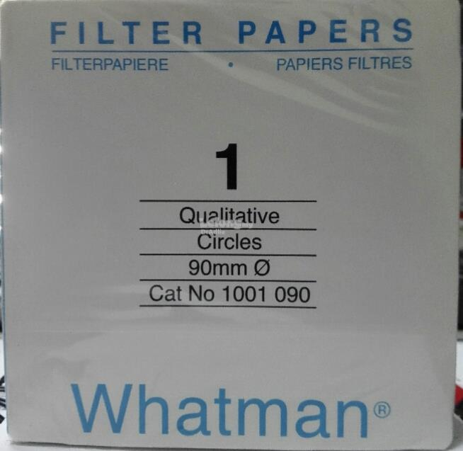 Whatman Grade No. 1 Filter Paper, Laboratory Whatman 1001-090