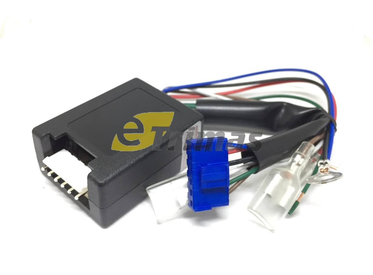 wheels malaysia central locking relay with wire set ncl module