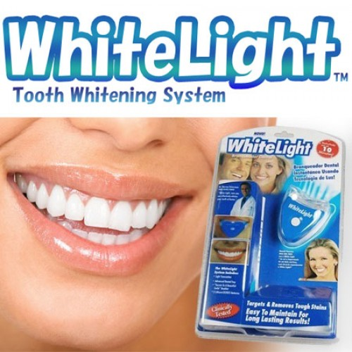 White Light Tooth Whitening System