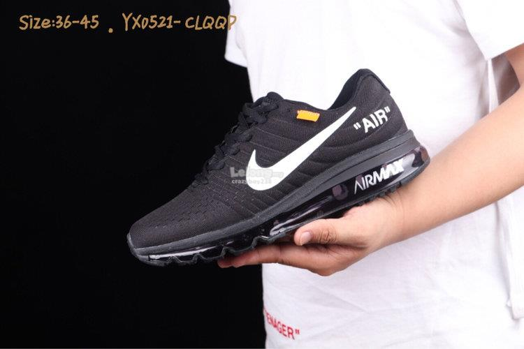 low priced ef293 815ec ... coupon code for off white x nike air max 2017 black. u2039 u203a 68c58  90a19