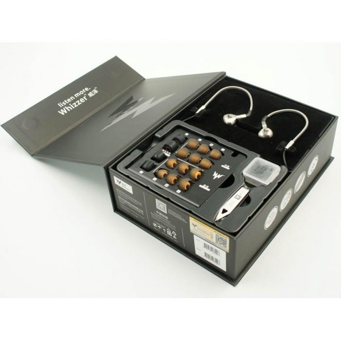 Whizzer A15 Dynamic Driver HiFi In Ear Earphones