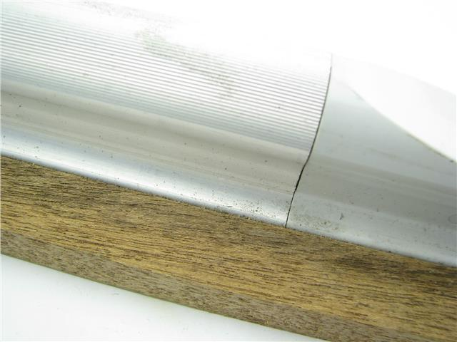 WHOLESALE - H DUTY WOOD PLASTERING TROWEL W ALUMINIUM HANDLE - 4' - 6'