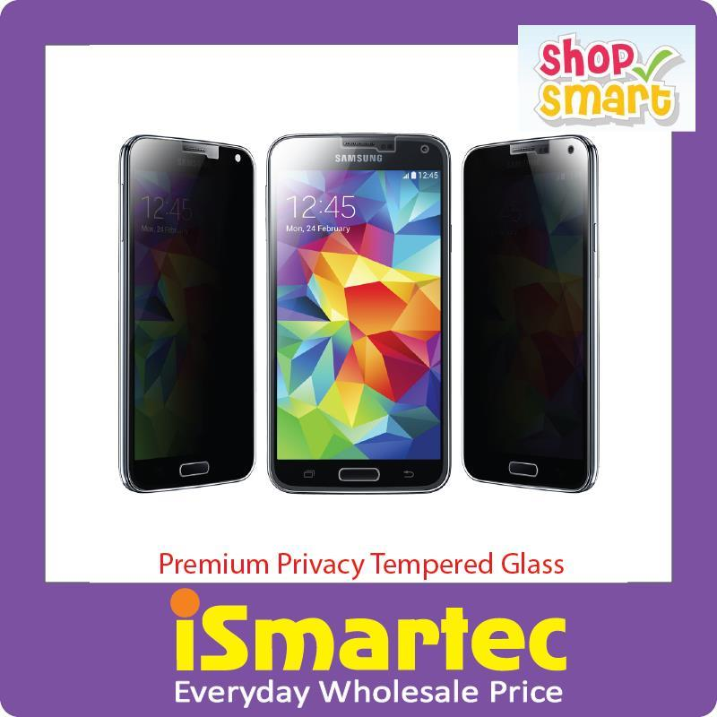 [Wholesale] Samsung Galaxy A7 Premium Privacy Tempered Glass 0.26mm 9H