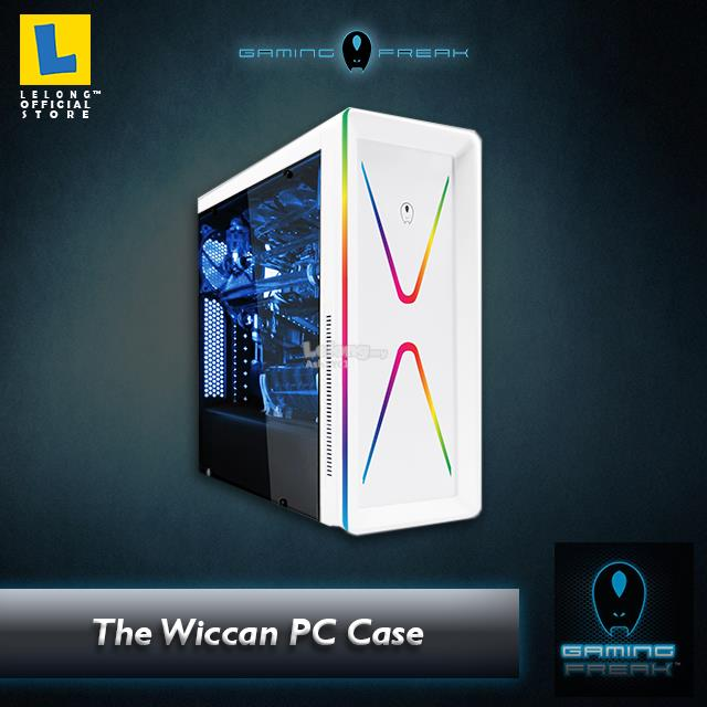 The Wiccan PC Case