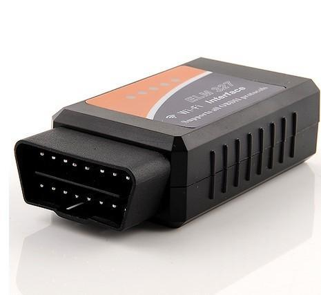 WiFi ELM327 OBD2 for iPhone - OBD ELM Scanner Tools for Car CPU Engine