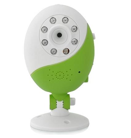 WiFi Night Vision Audio/Video Baby Monitor Camera (WBM-02A)!