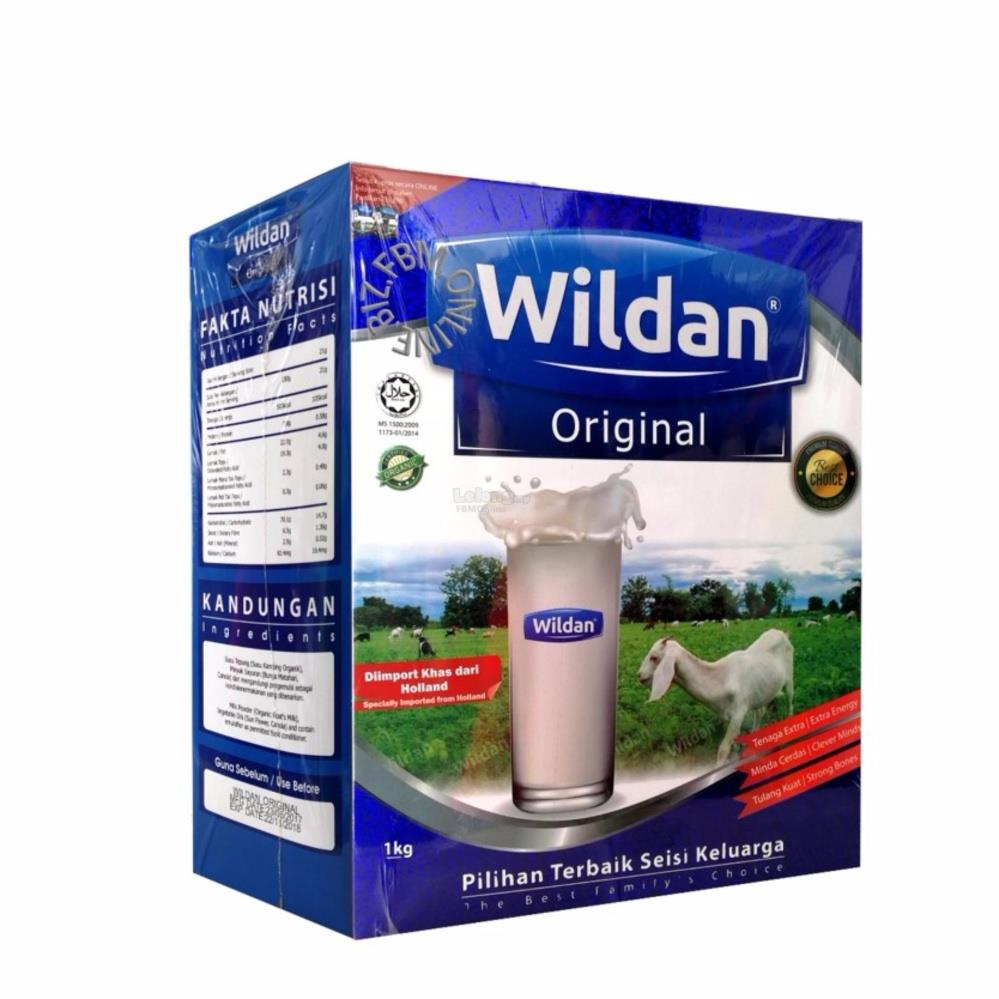 Wildan Goat's Milk (Original) 1kg