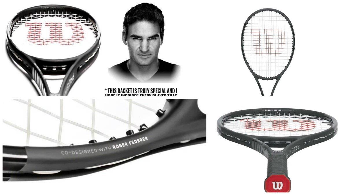 6c1564d5f WILSON Pro Staff RF97 2016 Autograph (FEDERER) - Tennis Racquet