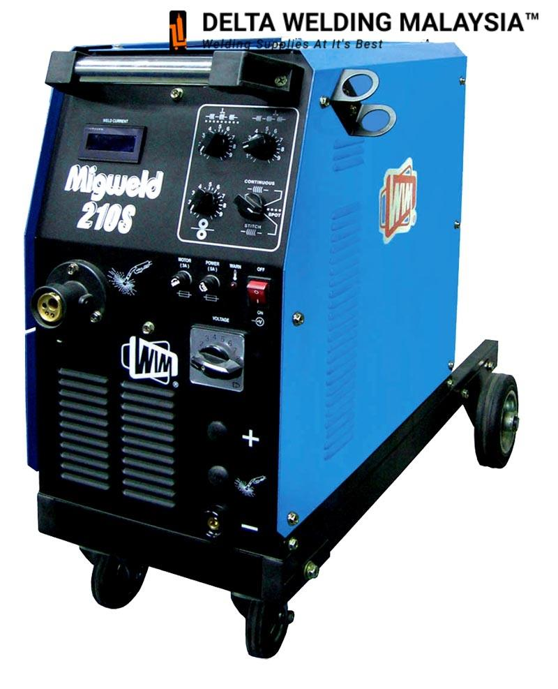 Mig Welding Machine Price Harga In Malaysia Mesin Welder Parts Panasonic Torch Wim 210s