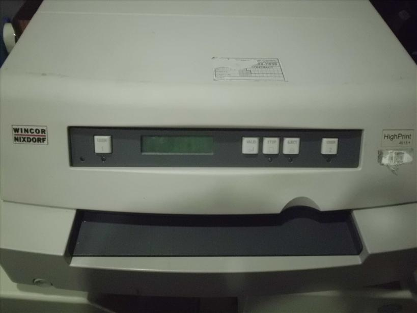 Wincor Nixdorf HighPrint 4915 4915+ Passbook Printer Dot Matrix