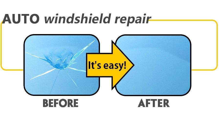 Do it yourself windshield repair ki end 2202019 1215 pm do it yourself windshield repair kit so easy solutioingenieria Choice Image