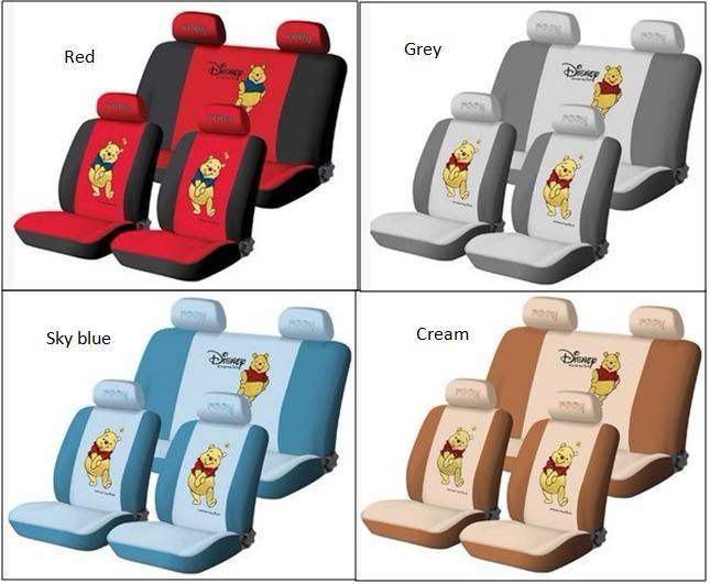 Cartoon Car Seat Cover Malaysia Ankaperla Com