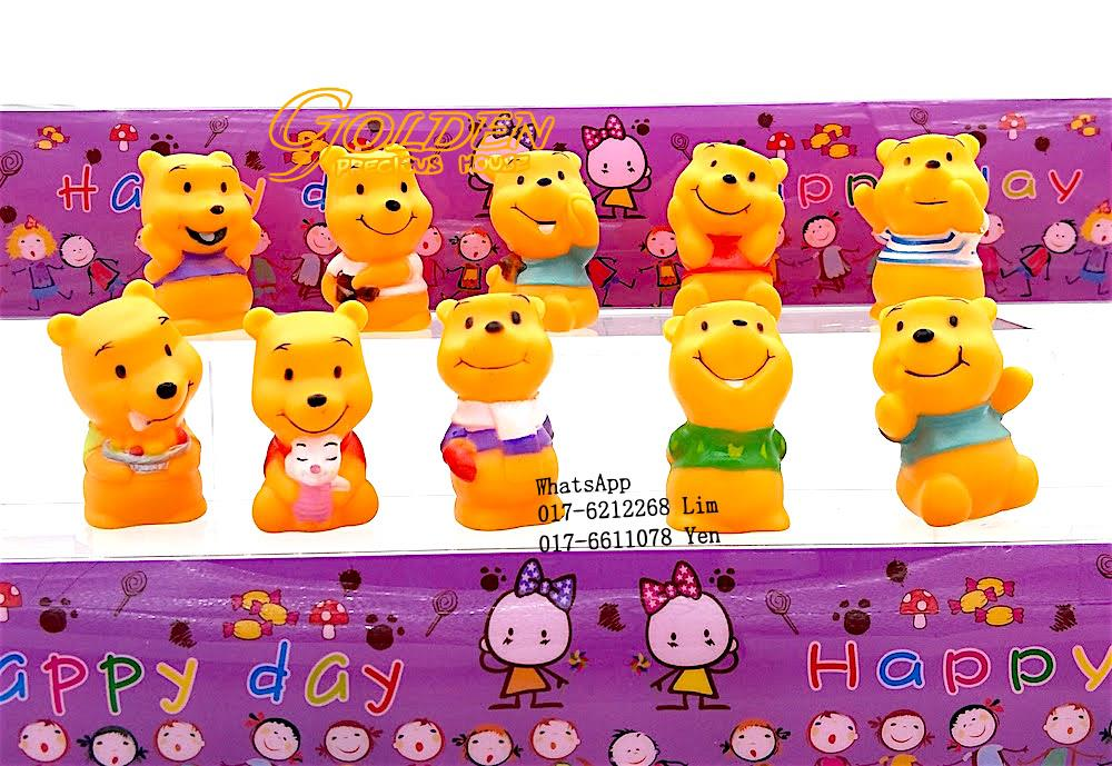 3ed809362a27 Winnie the Pooh Cute Figurine Play S (end 9 21 2019 5 01 PM)
